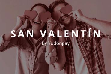 Obtén Regalos y Promociones en San Valentín con Yudonpay