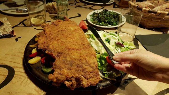 Jornadas del Cachopo 2020 ofrece menú de cachopo por 15€ por persona