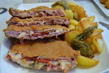 Jornadas del Cachopo de Madrid traen 37 menús de cachopo por 13€