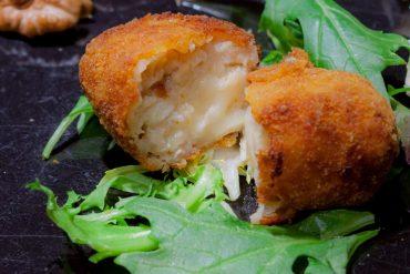 Jornada gastronómica de la Croqueta y arte por los 10 años de Triball