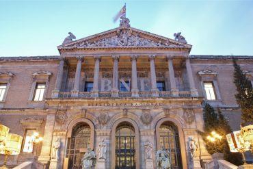 Visita teatralizada gratuita los fantasmas de laBiblioteca Nacional