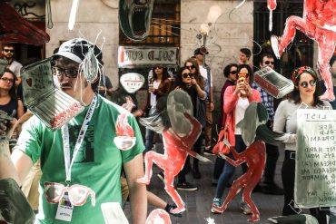 Llega ¡Pinta Malasaña!el mayor maratón de arte urbano en España