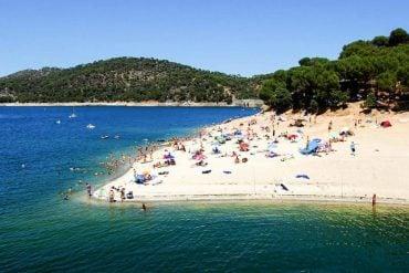 15 idílicas playas de Madrid para refrescarse este verano 2018