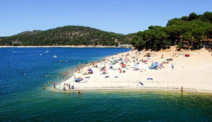 LAS PRESILLAS DE RASCAFRÍA, playas de madrid