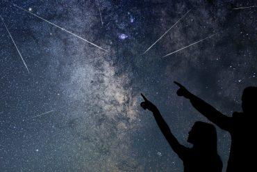 Lluvia de estrellas de las Perseidas 2018