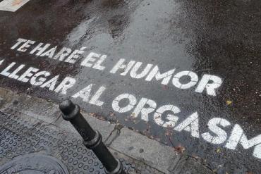 Versos al Paso inundará de poesía los pasos de cebra de Madrid