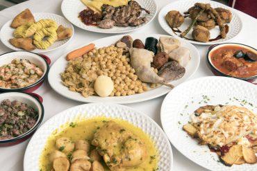 II Semana de la Cocina Madrileña del restaurante La Clave