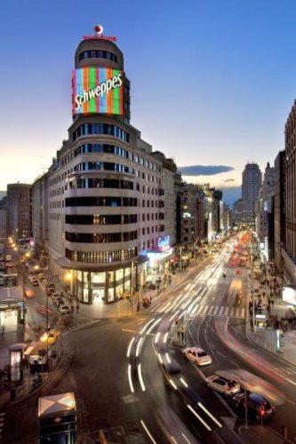 Open House Madrid Vincci Capitol