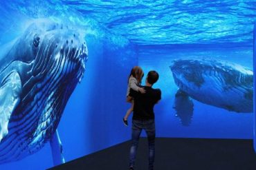 Abre en Madrid Atlantis Aquarium, el primer acuario interactivo de Europa