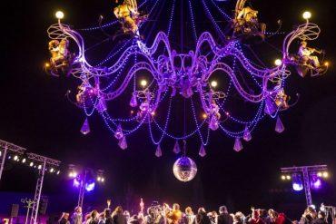 Cristal Palace, show de música, baile y acrobacias en Madrid Río