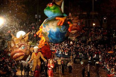 Cabalgata de Reyes 2019de Madrid