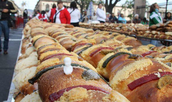 El Roscón de Reyes gigante y gratis de Aldeas Infantiles tiene nuevo sitio