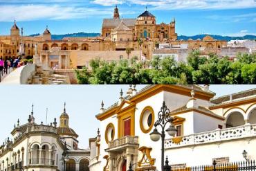 Escapada de San Valentín a Andalucía con cena de gala