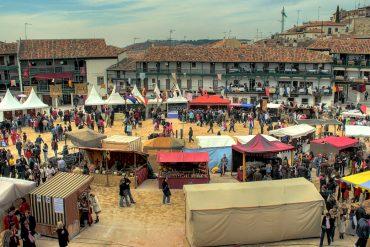 Viaja al pasado con el Mercado Medieval de Chinchón