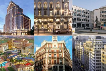 Ocho nuevos hoteles de cinco estrellas harán de Madrid un destino de lujo