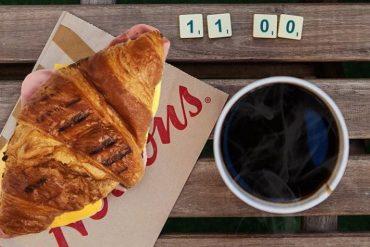 Tim Hortons regala 28.000 tazas de café en sus Miércoles Épicos