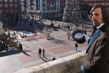 Arranca un nuevo tren turístico en la capital, el Tren de José Zorrilla
