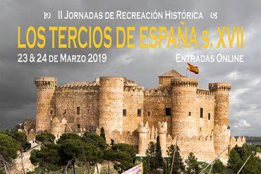 Revive la grandeza de los Tercios españoles en el castillo de Belmonte