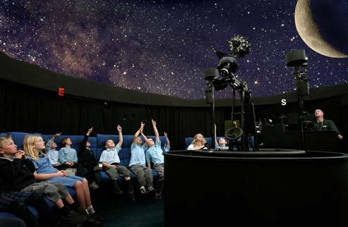 El Planetario de Madrid abre sus puertas con entrada gratuita