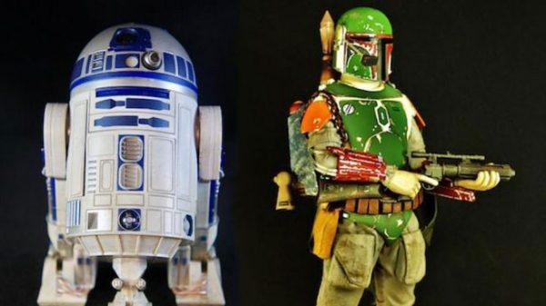 """La exposición""""Star Wars, la saga continúa"""" llega a Madrid"""