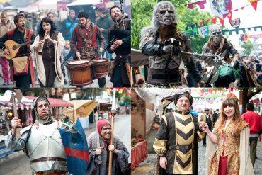 Disfruta la Feria Medieval El Álamo en el puente de mayo