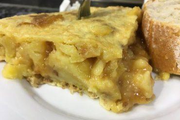 Regresa la ruta de la tortilla de patata a Madrid