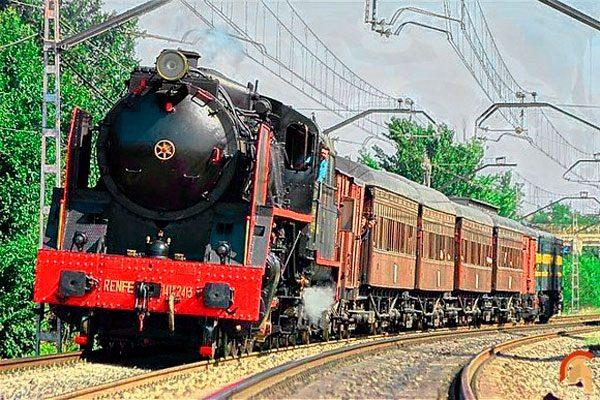 Tras más de un año parado, regresa el Tren de la Fresa 2021