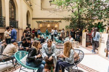 Jardín Cervezas Alhambra, la terraza más secreta del verano