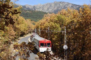 El Tren de La Naturaleza arranca en la Sierra de Guadarrama