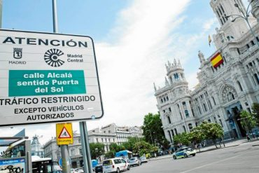 Varapalo al Ayuntamiento de Madrid, la justificia ratifica Madrid Central