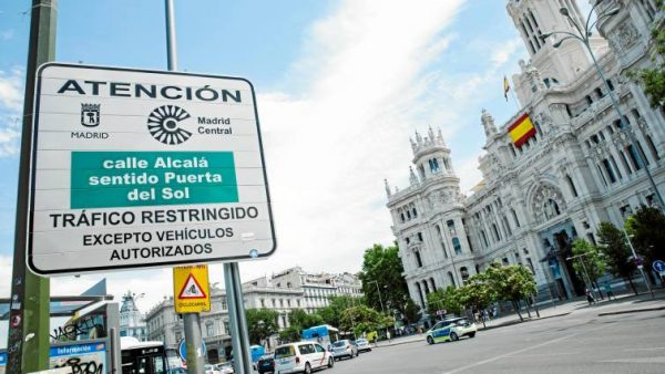 El Tribunal Superior de Justicia de Madrid anula Madrid Central