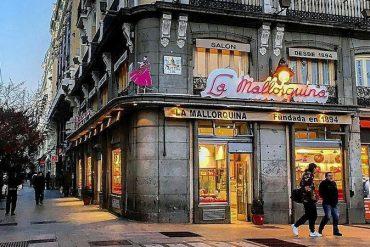 La emblemática pasteleríaLa Mallorquina cumple 125 años