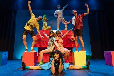 Teatros Luchana estrenan 'Snoopy, el musical', por primera vez en España