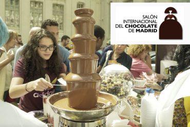 Madrid más dulce con Chocomad, el Salón del Chocolate