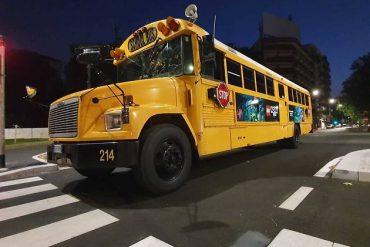 Lego Hidden Side trae un School Bus americano a Madrid