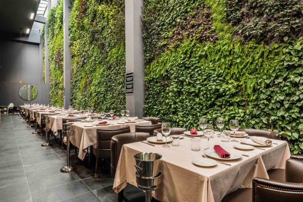 Restaurante Bálamo es la marisquería más espectacular de Madrid