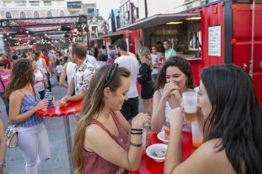Mahou Urban Food Festival, festival gratuito gastro y musical