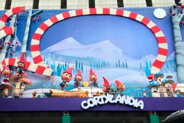 Hoy arranca Cortylandia, comienzo de las Navidades en Madrid