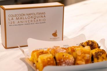 La Mallorquina celebra 125 años con una edición especial de napolitanas