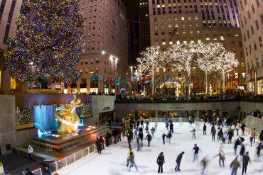 Madrid tendrá su pista de hielo al estilo Rockefeller Center