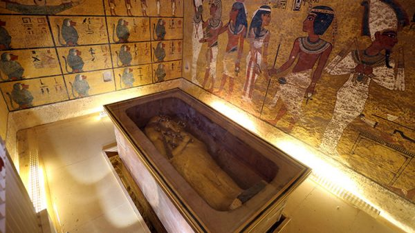 Reabre en Madrid la exposición Tutankhamón: la tumba y sus tesoros