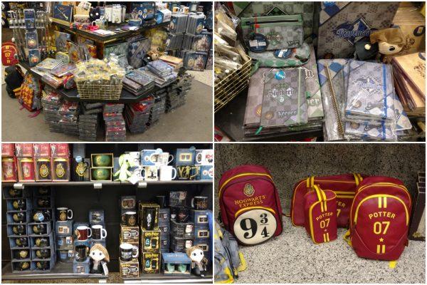 tienda inspirada en Harry Potter