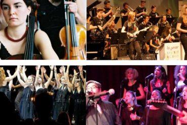 Música en las plazas llenará las calles de conciertos gratuitos