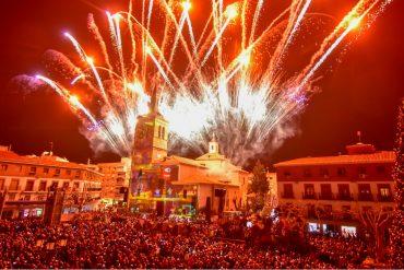Esepctacular Cabalgata de Reyes de Luz de Torrejón de Ardoz