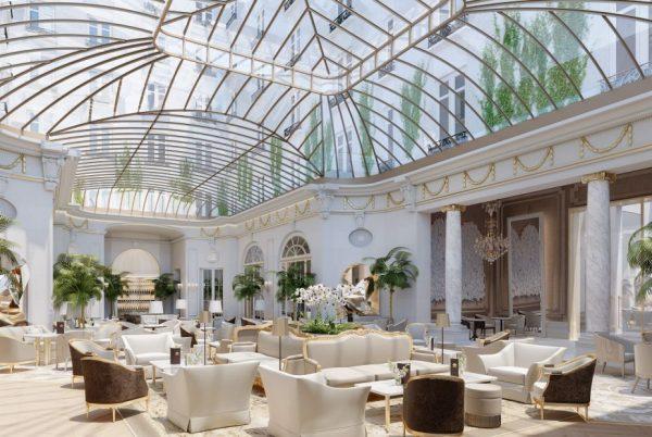 El nuevo hotel Ritz ya luce sus mejores galas