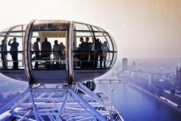 Madrid podría tener una noria futurista  al estilo London Eye