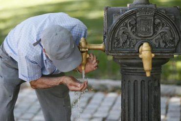Madrid tendrá 260 nuevas fuentes de agua en la vía pública