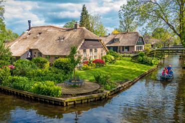 Viaje por Holanda, Bélgica y Luxemburgo