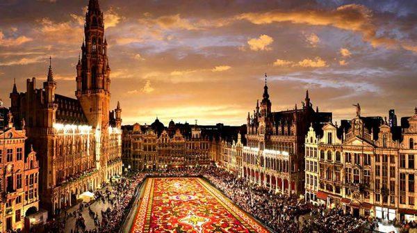 Circuito 2021 maravillas de Holanda, Bélgica y Luxemburgo
