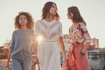 Sézane, el Zara francés, se estrena en Madrid